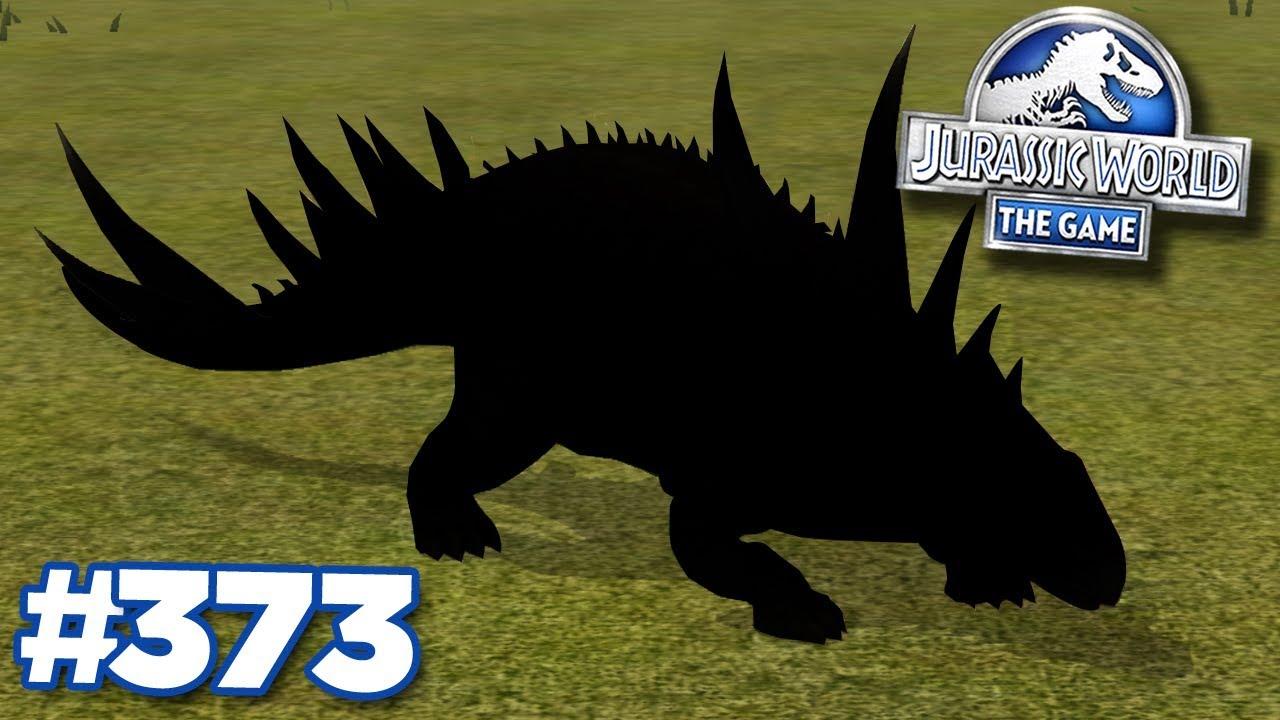 New Dinosaur Coming!!! | Jurassic World - The Game - Ep373 HD