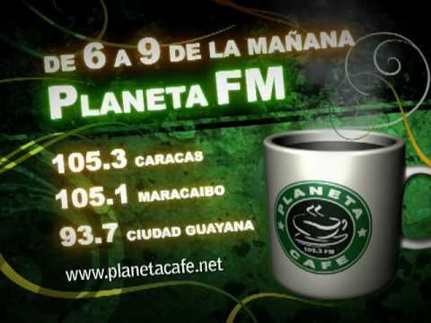PROMO PLANETA CAFE - MORNING SHOW