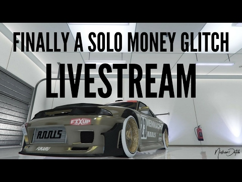 Finally a SOLO Money Glitch Troubleshoot Q&A [PATCHED] (LIVESTREAM )