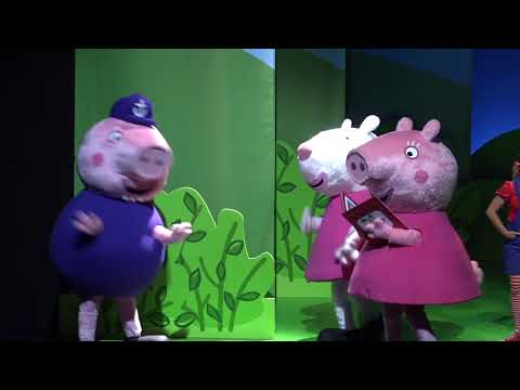 Peppa Pig Live - Peppa Pig's Celebration