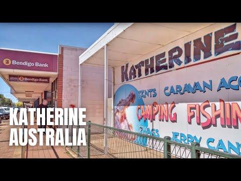 Katherine Australia Walking Tour