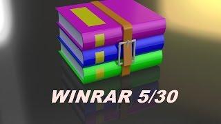 تحميل عملاق فك الضغط وينرار WINRAR 5.30 و التفعيل مدى الحياة