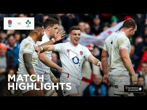 Extended Highlights: England V Ireland | Guinness Six Nations