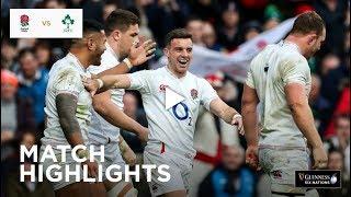 Extended Highlights: England v Ireland   Guinness Six Nations