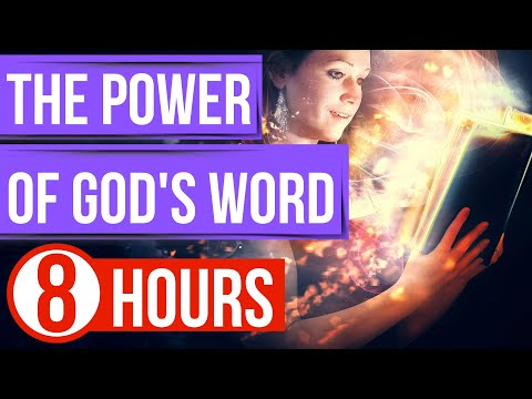 Bible Verses For Sleep With Music (The Power Of God´s Word)