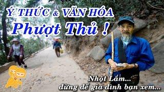 Ai mới đáng bị lên án vì hành động Xã Rác - Đường về Núi Chứa Chan   Xe Ôm Vlog