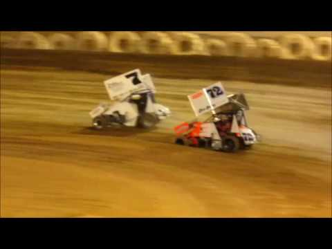 Midget Lites @ Placerville Speedway 7 30 16