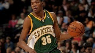 NBA 2K8 - Washington Wizards vs Seattle Supersonics (Kevin Durant)