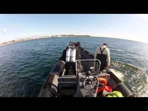 Baltic Diving - droga na Trałowca