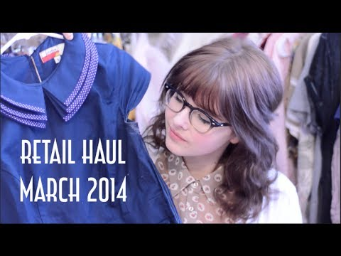 Spring Haul: ModCloth, Forever 21, & Loft!
