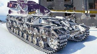 FV215b (183) - INSANE DAMAGE IN KHARKOV - World of Tanks Gameplay