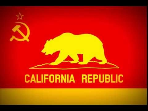 Anthem of the Democratic People's Republic of California
