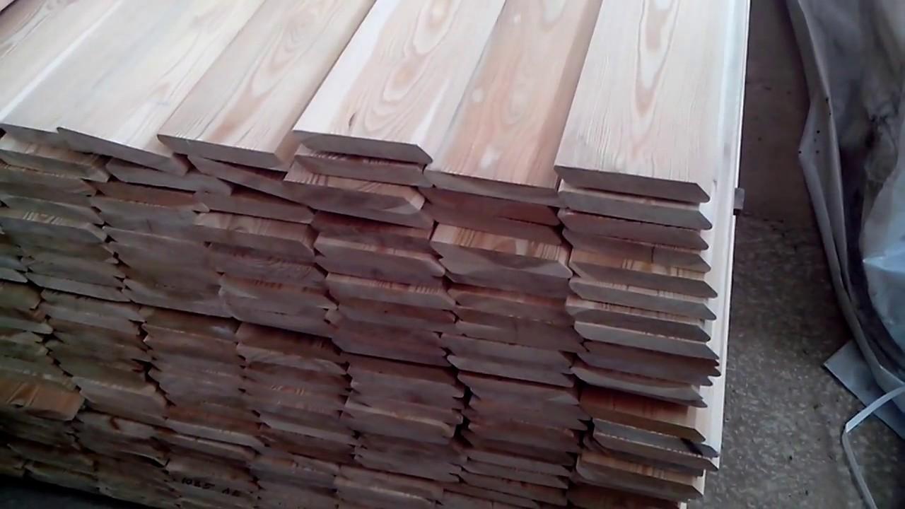Продажа обрезной доски из лиственницы от производителя руслесгрупп.