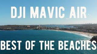 DJI Mavic Air - Best of the Northern Beaches (2018)