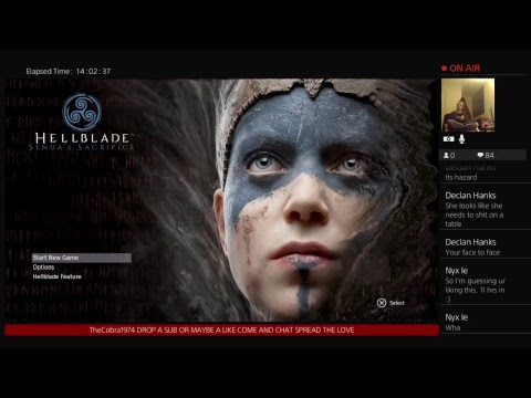 The GEORDIEBOIZ Birthday time for some HELLBLADE AWESOME GAME ENJOY