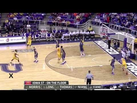 Iowa State Halfcourt Sets Fred Hoiberg