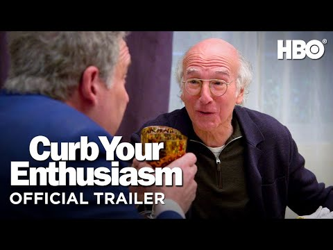 Curb Your Enthusiasm (2021)   Season 11 Official Trailer   HBO