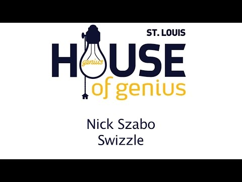 Nick Szabo for House of Genius