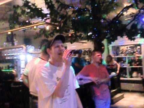 Karaoke im Emm Eff 23.08.14