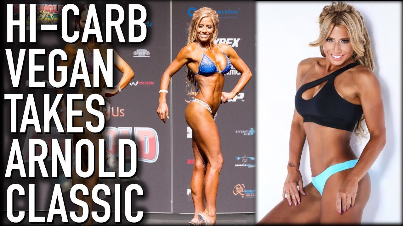 Vegan Fitness Model Wins Arnold Classic At 42!! - YouTube
