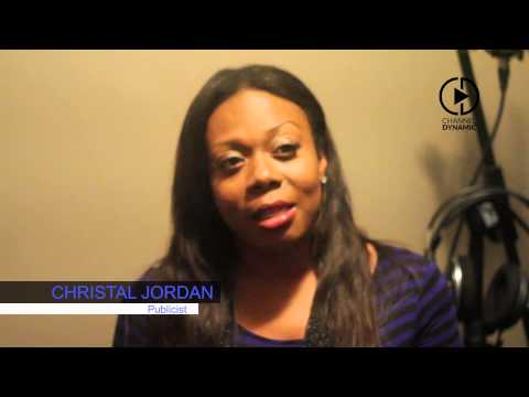 Christal Jordan On Selecting Clients As A Publicist