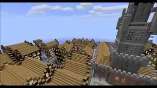 Minecraft City 12
