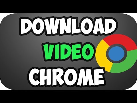 How To Download Any Video Using Google Chrome 2019
