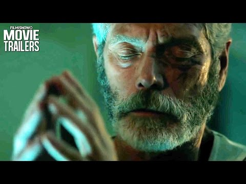 DON'T BREATHE - In the land of the dark, blind man is king | New Clip
