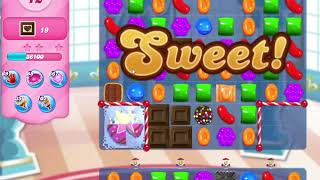 Candy Crush Saga Level 3833 NO BOOSTERS
