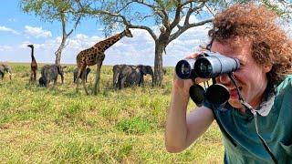 Este sitio es un PARAÍSO | Tanzania #5: Safari en Africa 🦒🐆🐘