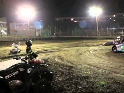 Huset's Speedway 8-11-13 - Micro Sprint A-Main