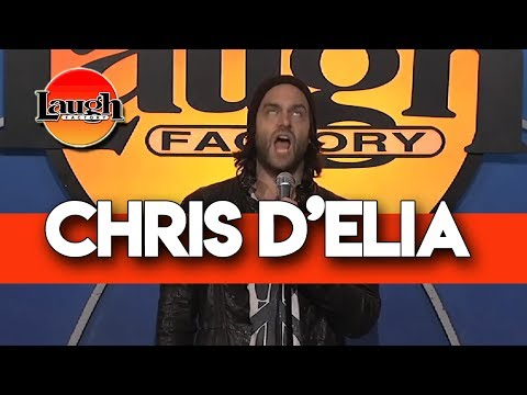 Chris D'Elia Roasts Dylan O'Brien | LIVE at the Laugh Factory