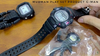 Casio G-Shock GW-9010-1JF Multiband 6 RALLY STAGE MUDMAN watch review | Module 3150 demo/set-up
