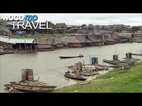 Iquitos, Regenwaldmetropole am