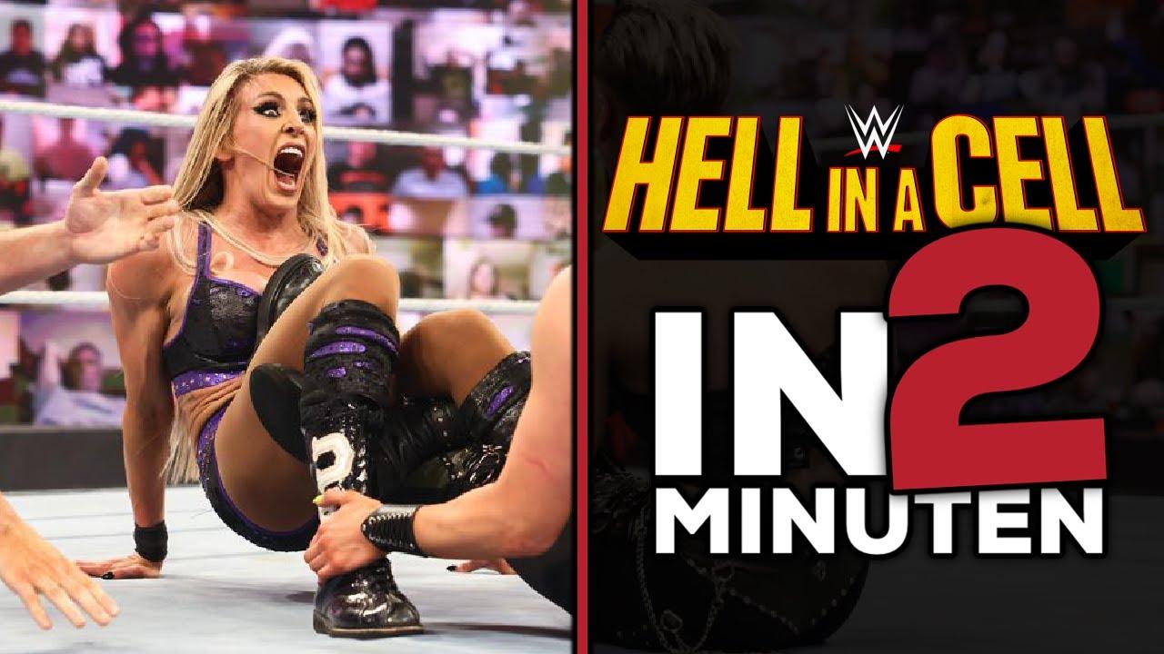 WWE Hell in a Cell in 2 Minuten | Wer Ahhhhh sagt ...