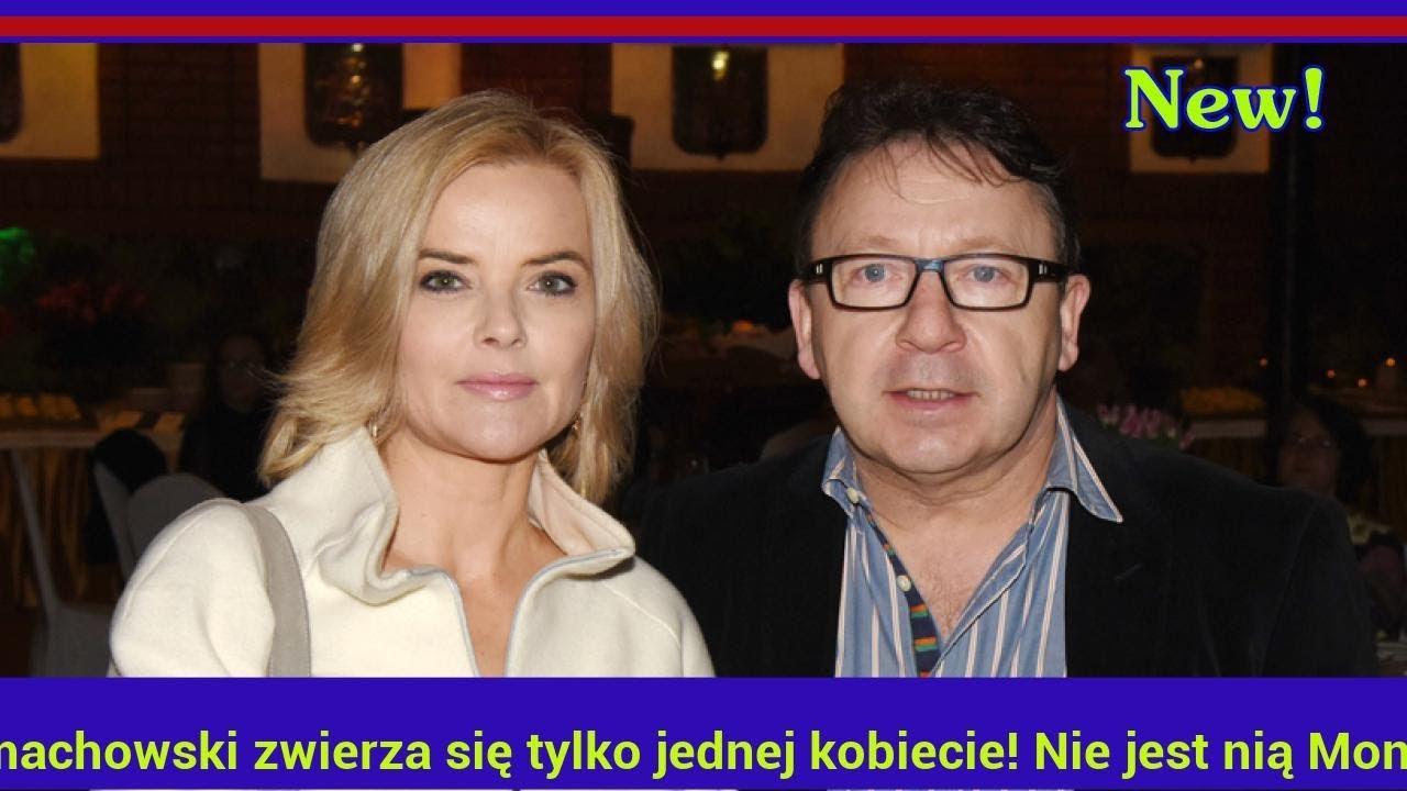 Zamachowski zwierza się tylko jednej kobiecie! Nie jest nią Monika!