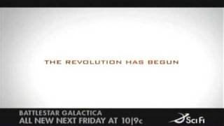 Battlestar Galactica Season 4 Episode 12 Promo on Scifi