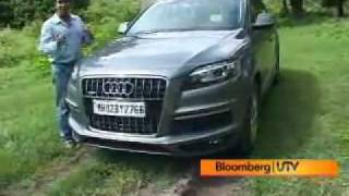 Audi Q7 4.2 TDI review by Autocar India