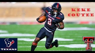 II Keke Coutee 2017 Highlights II Houston Texans 4th Round Selection