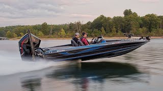 Triton 20 TRX Patriot Fiberglass Bass Boat