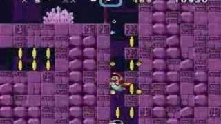 Super Mario World The Second Reality Project II Speedrun #3