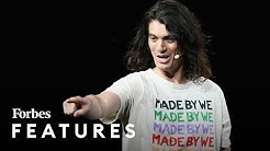 How WeWork Founder Adam Neumann Lost The Company $39 Billion In One Year   Forbes Year In Review