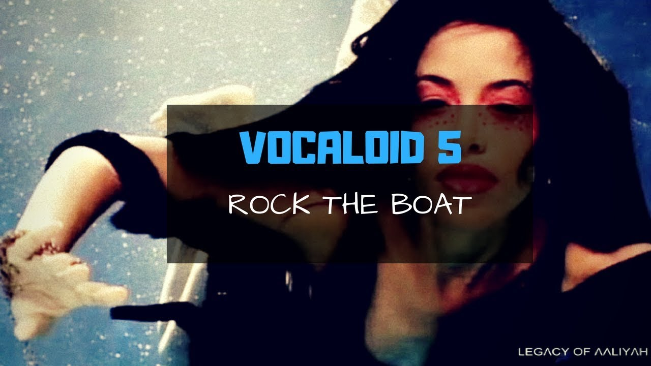 Vocaloid 5 | Converting Audio To Vocaloid Hack | CyberDiva Rock The Boat