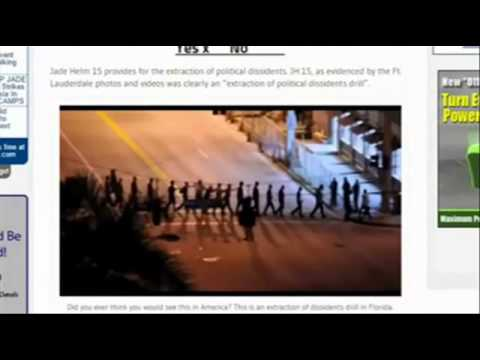 Anonymous Canada (Emergency Warning About Martial Law)
