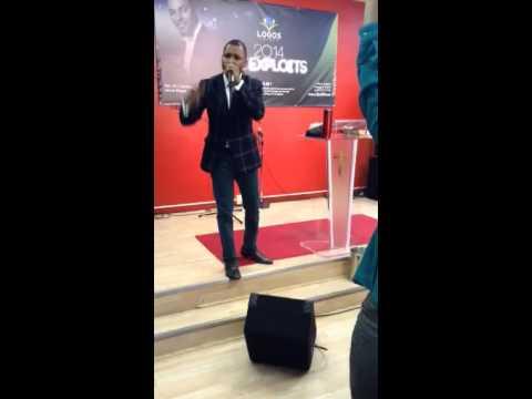 Pastor Eric Sanders