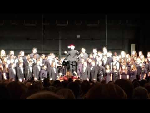Handel's Messiah - Winter Concert 2019, Great Valley High School