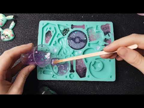 Watch Me Resin #5 | Time Lapse Pour and Demolding | Seriously Creative