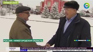 Все для людей: пенсионер из села Красные Баки отремонтировал больницу