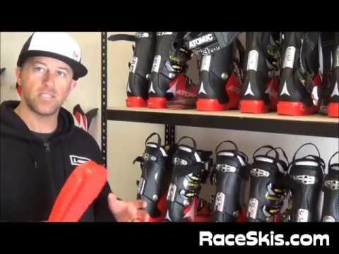 Atomic Ski Boots 2014