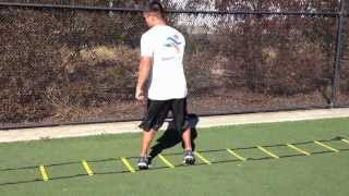 Ladder Drills: Crazy Climber | Sweat City Athletic Performance Training